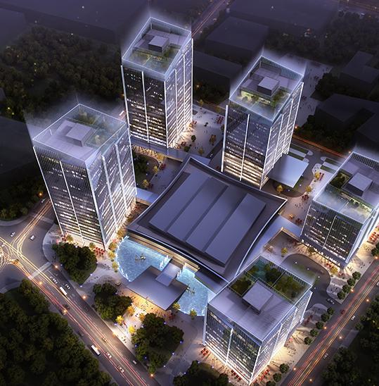 上海平高企业集团产业园